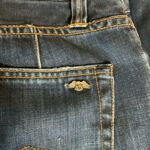 A/X Armani Exchange Jeans - A/X relaxed straight jeans 32R